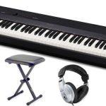 Lastnosti digitalnega klavirja Casio PX-160