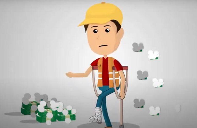 Kako ravnati ob nesreči pri delu