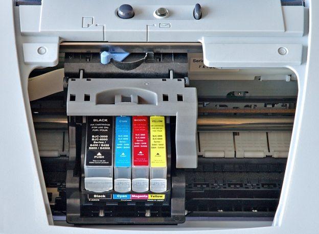 Poskrbimo za nakup pravilnih barv za naš tiskalnik