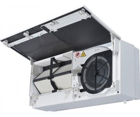 Rekuperacija za doseganje kvalitetnejšega zraka v prostoru